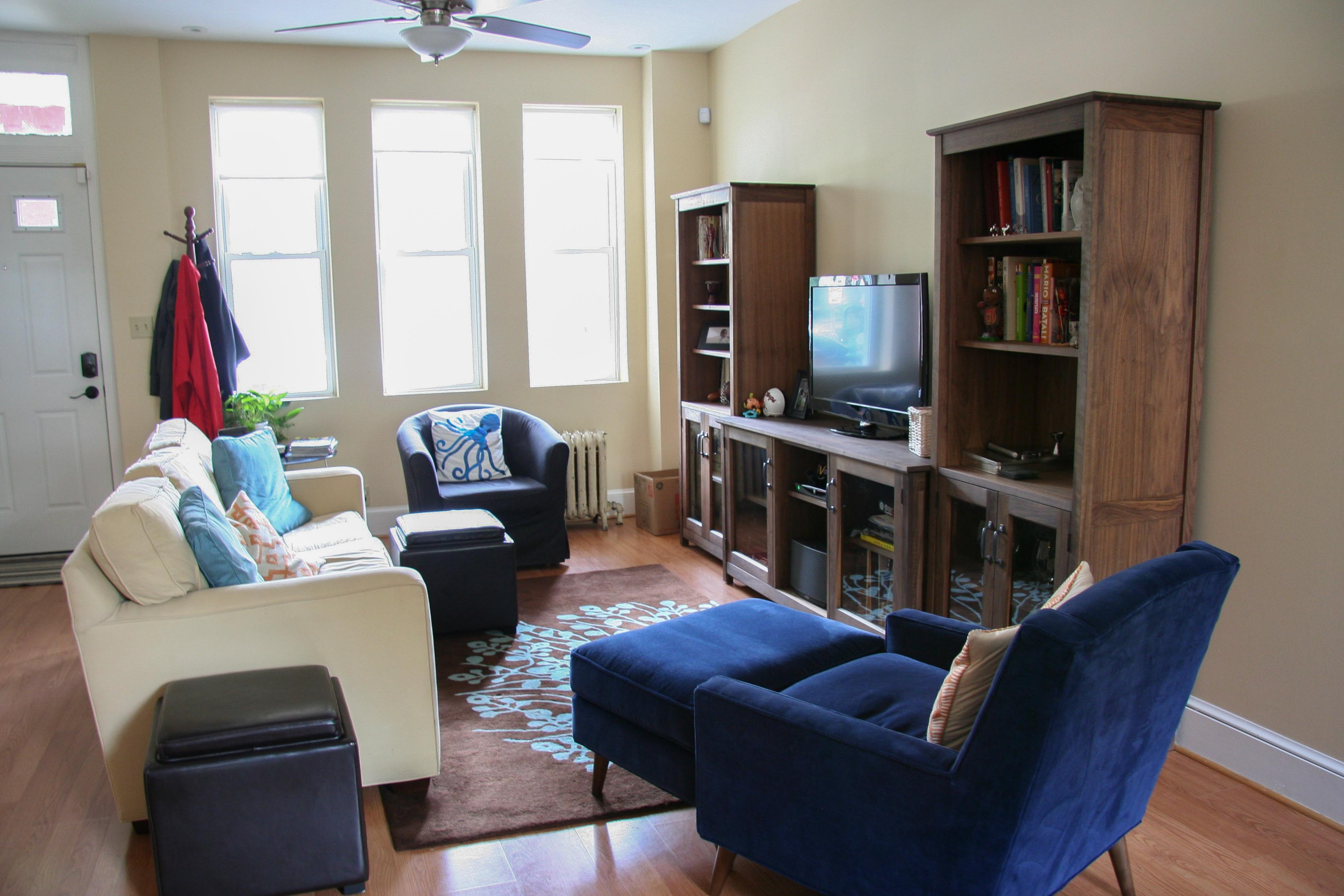 Superior After Living Room